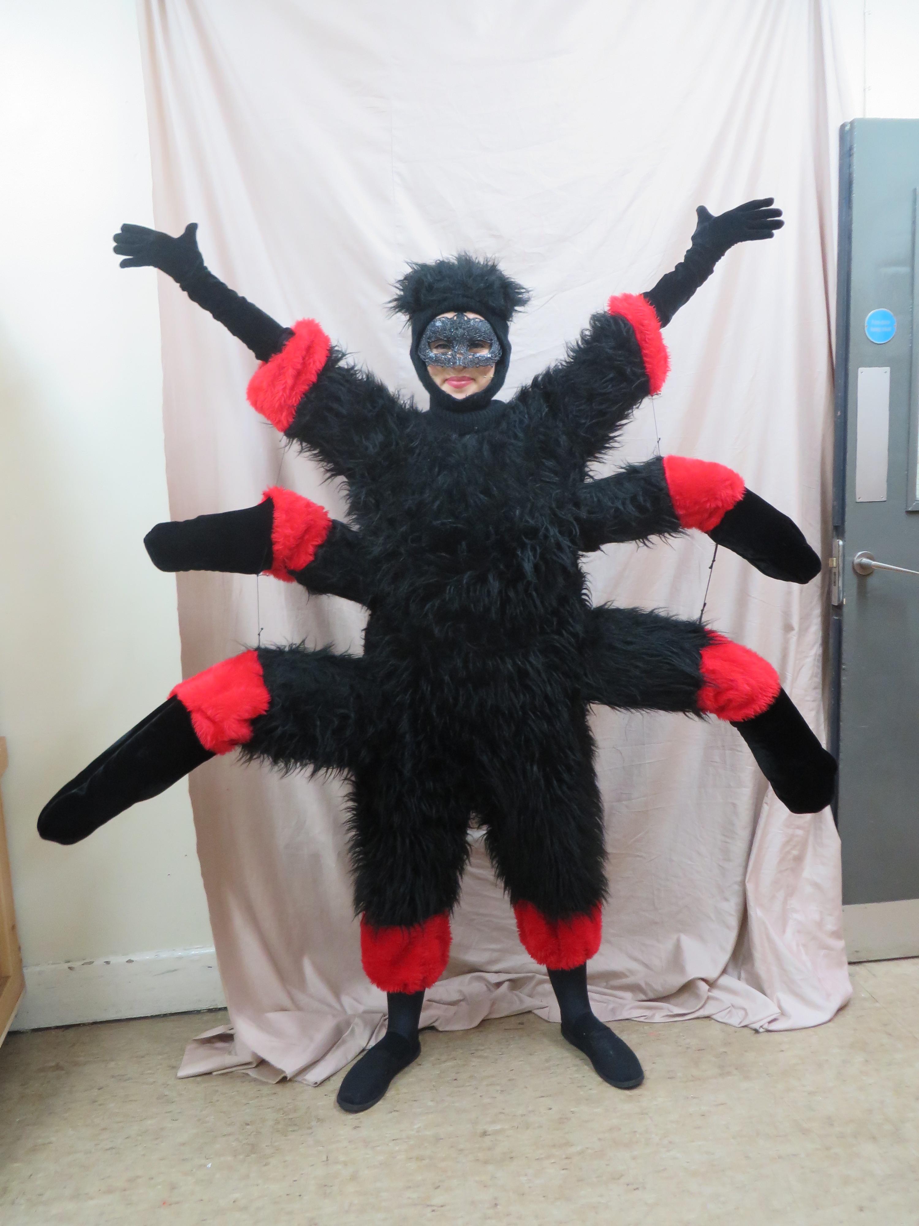 GE Spider