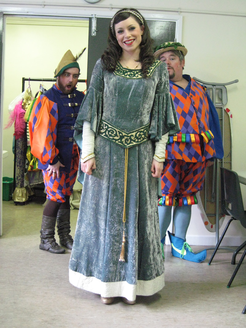 Maid Marian Norwich Theatre Royal Set Amp Costume Hire